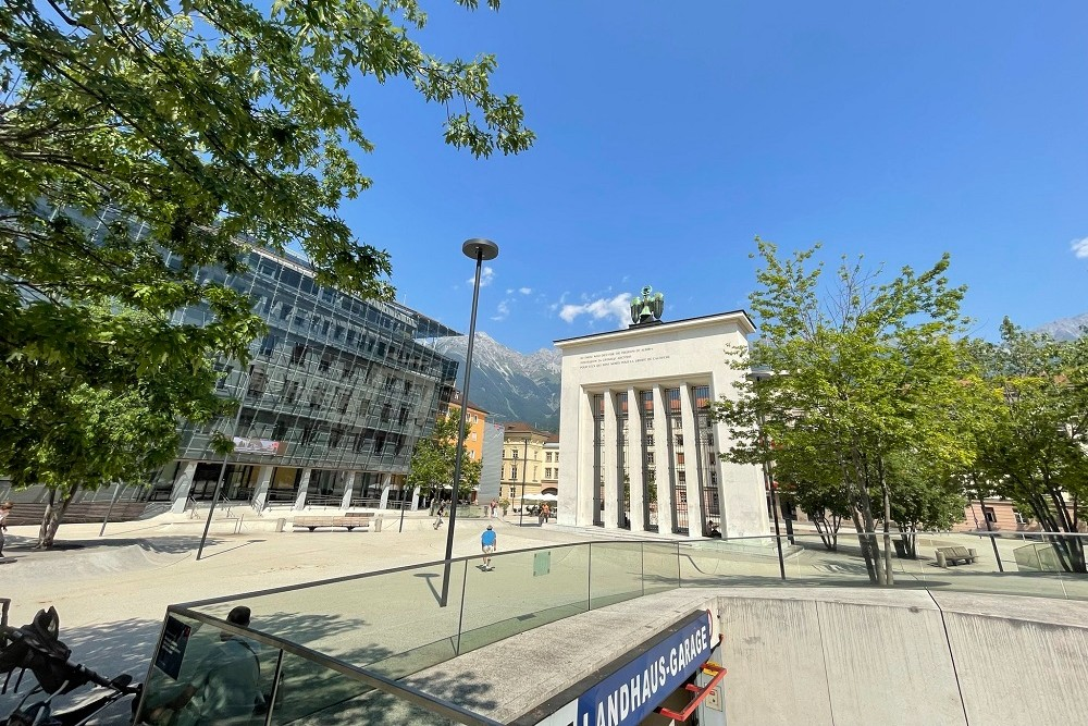 Bevrijdingsmonument Innsbruck