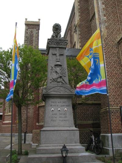 War Memorial Lauw