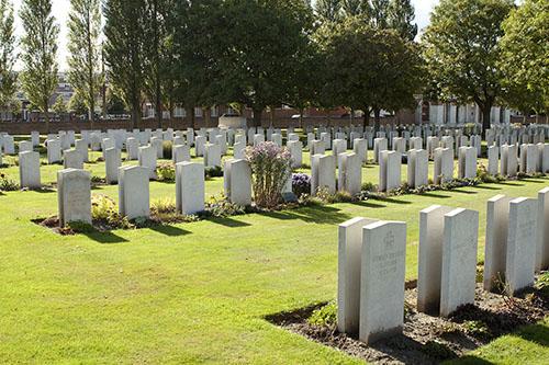 Duitse Oorlogsgraven Cite Bonjean