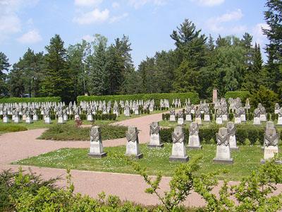 Russian Garrison Cemetery Dresden