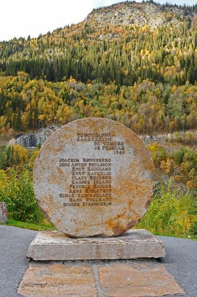 Monument Verzetsstrijders Vemonk