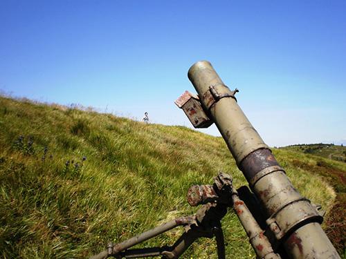 Mortar and Field Gun