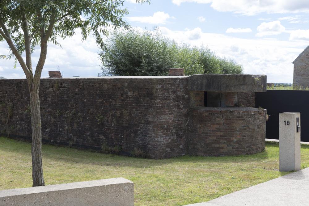 Stützpunkt Heinrich - FA Kommandostand