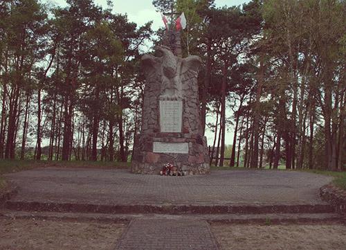 Executiemonument Tuchorza