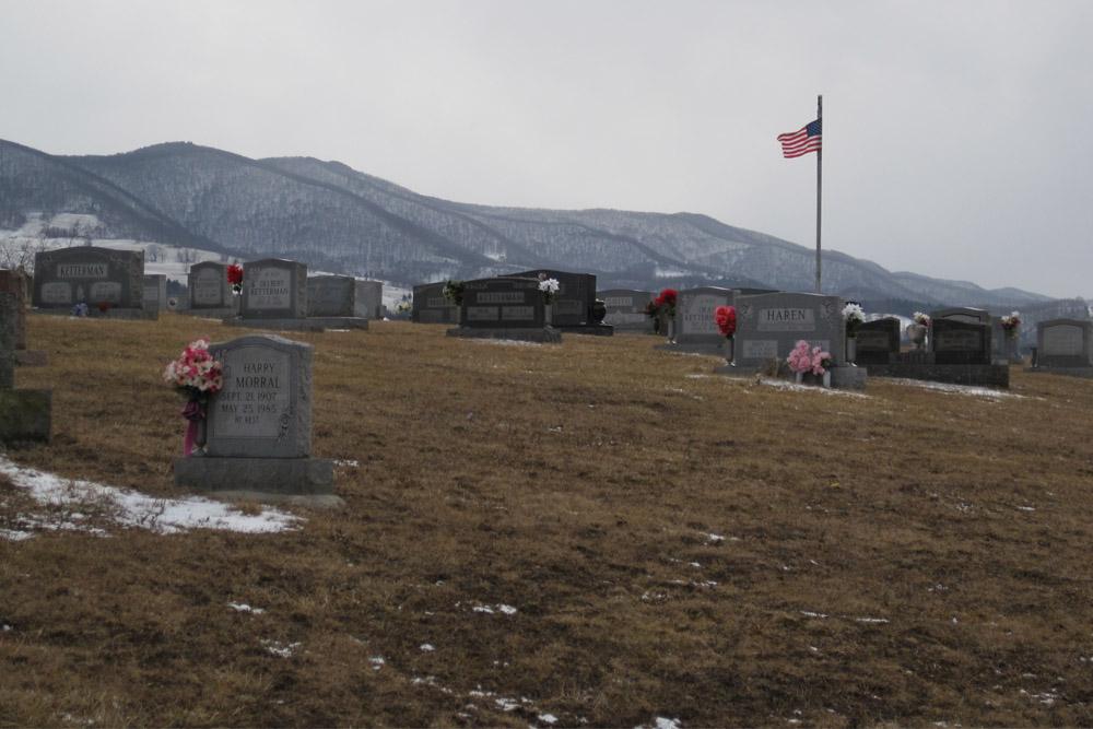 Amerikaans Oorlogsgraf North Fork Memorial Cemetery