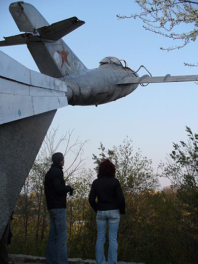 Memorial Russian 2nd Air Army