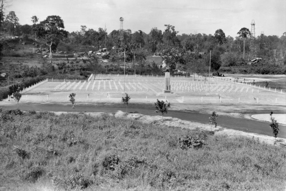 Monument Voormalige Tarakan War Cemetery