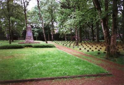 Soviet War Cemetery Bocholt