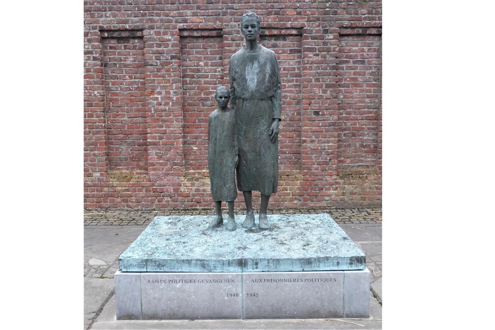 Monument Ravensbrück Brussel