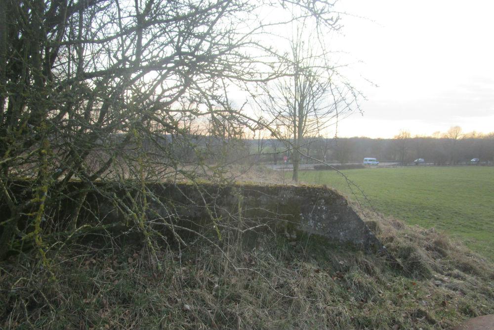 Westwall - Bunker Restanten Rehbüchel