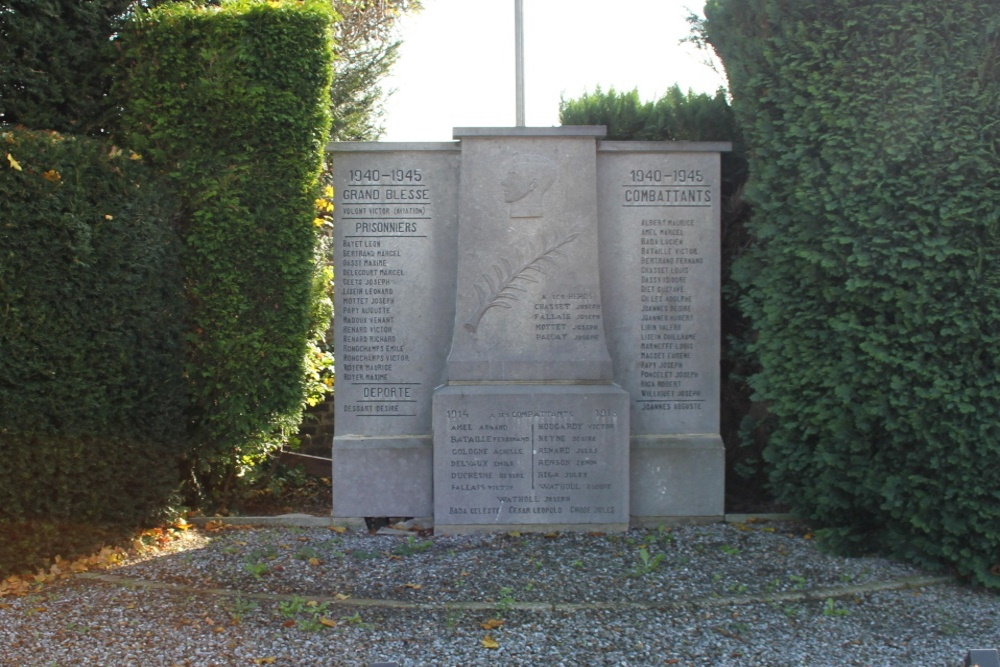 War Memorial Abolens