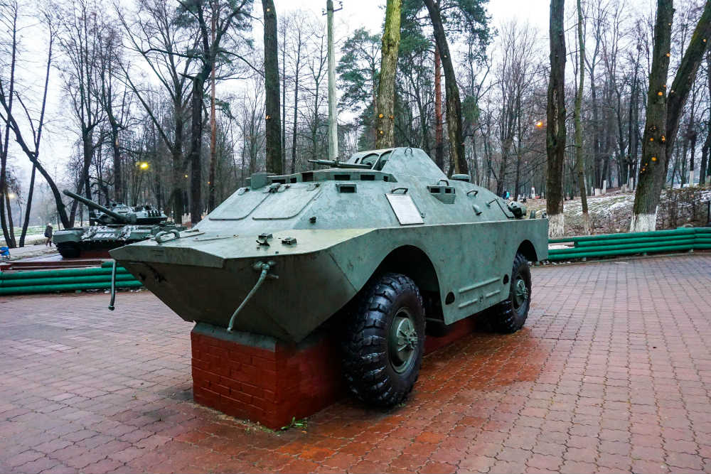 Armored Vehicles Ramenskoye
