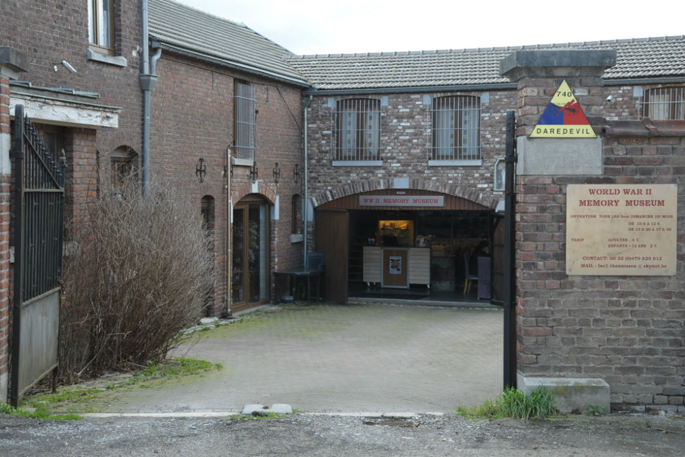 WWII Memory Museum Berneau