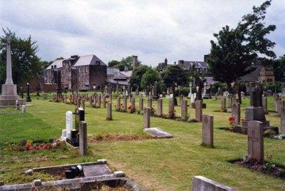 Oorlogsgraven van het Gemenebest St. Andrew's and Jesmond Cemetery