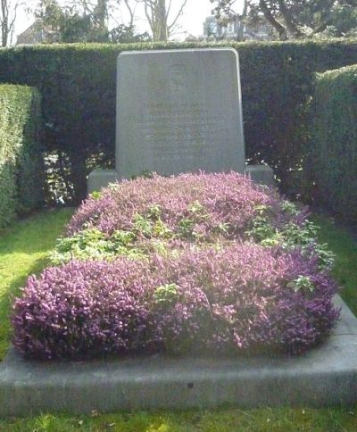 Memorial Bombardment Bezuidenhout