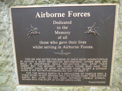 Memorial Airborne Forces Aldershot