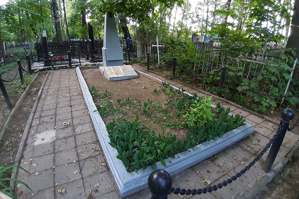Sovjet Oorlogsgraven Mogilev