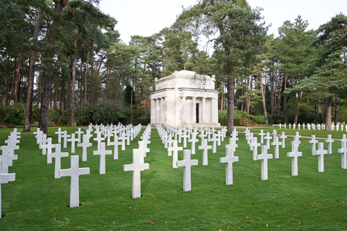 Amerikaanse Oorlogsbegraafplaats Brookwood