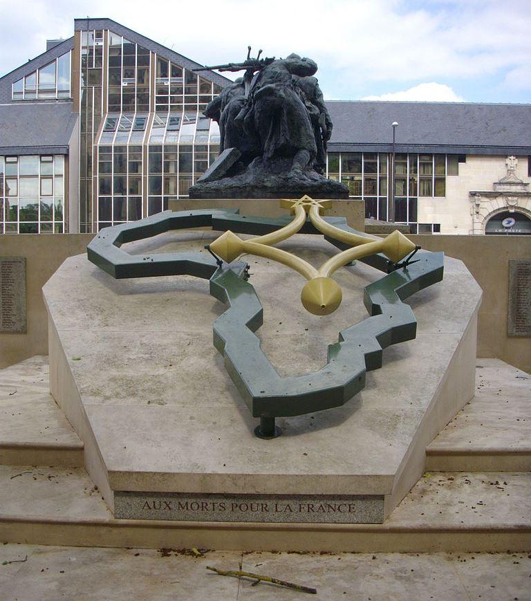War Memorial Châlons-en-Champagne