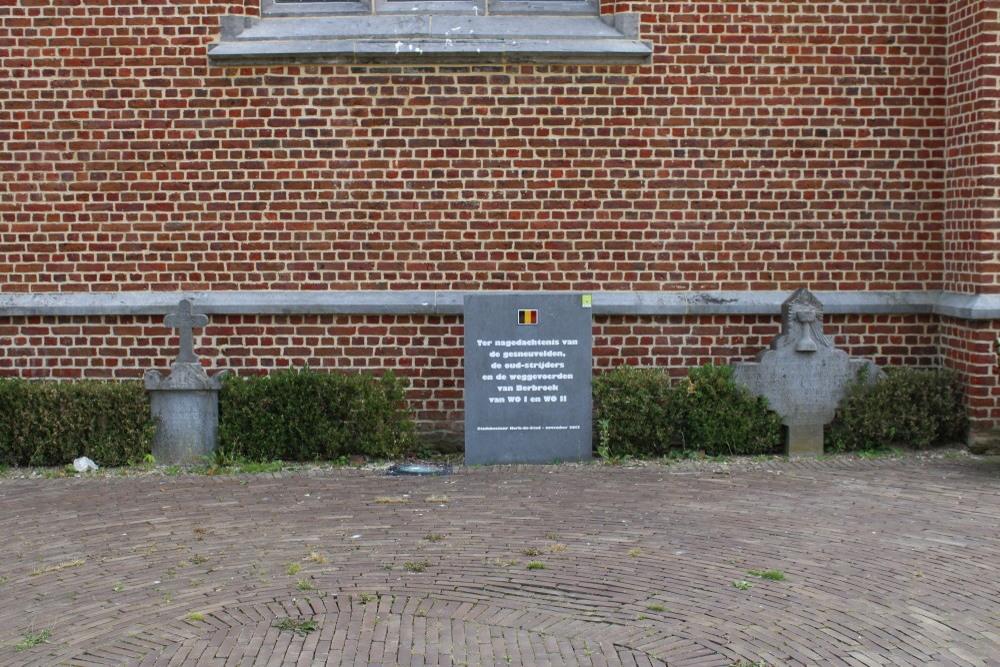 War Memorial Berbroek