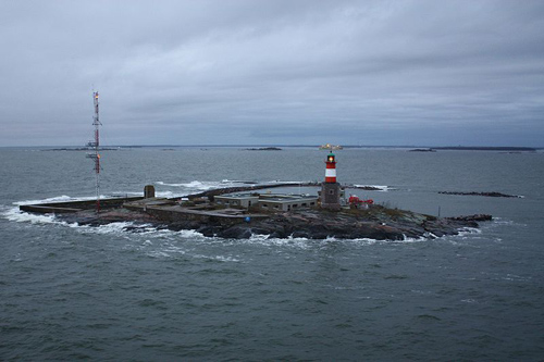 Krepost Sveaborg - Fortress Island Harmaja