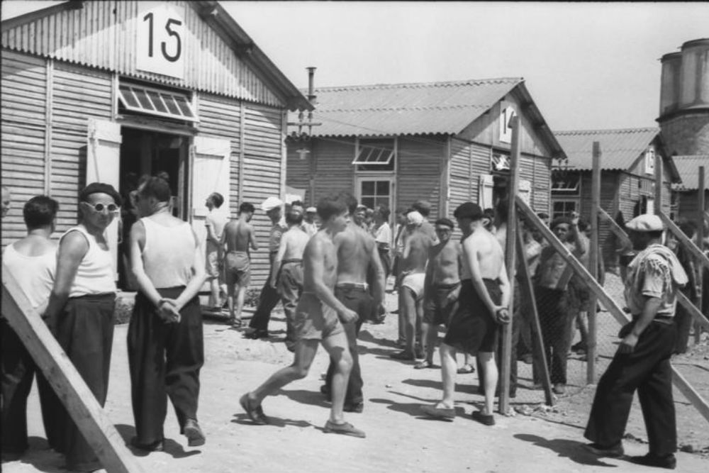 Concentratiekamp Beaune-la-Rolande
