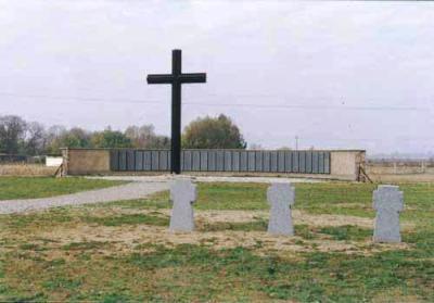 German War Cemetery Fischhausen / Primorsk