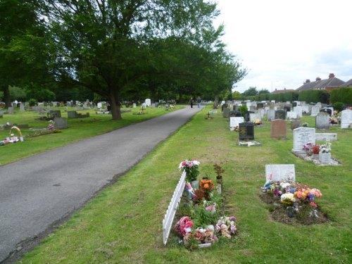 Oorlogsgraven van het Gemenebest Palmerston Road Cemetery