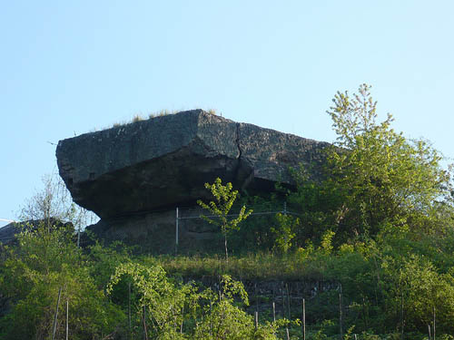 Westwall - Restant Bunker Serrig