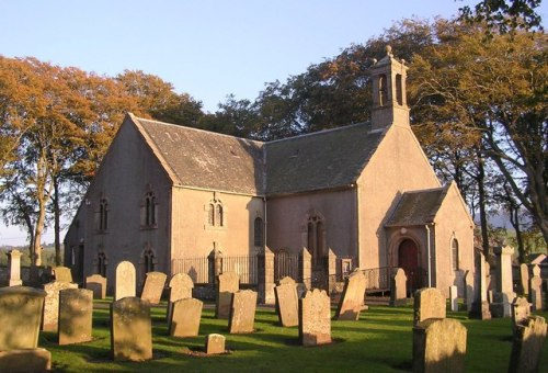 Commonwealth War Graves Carmichael Parish Churchyard