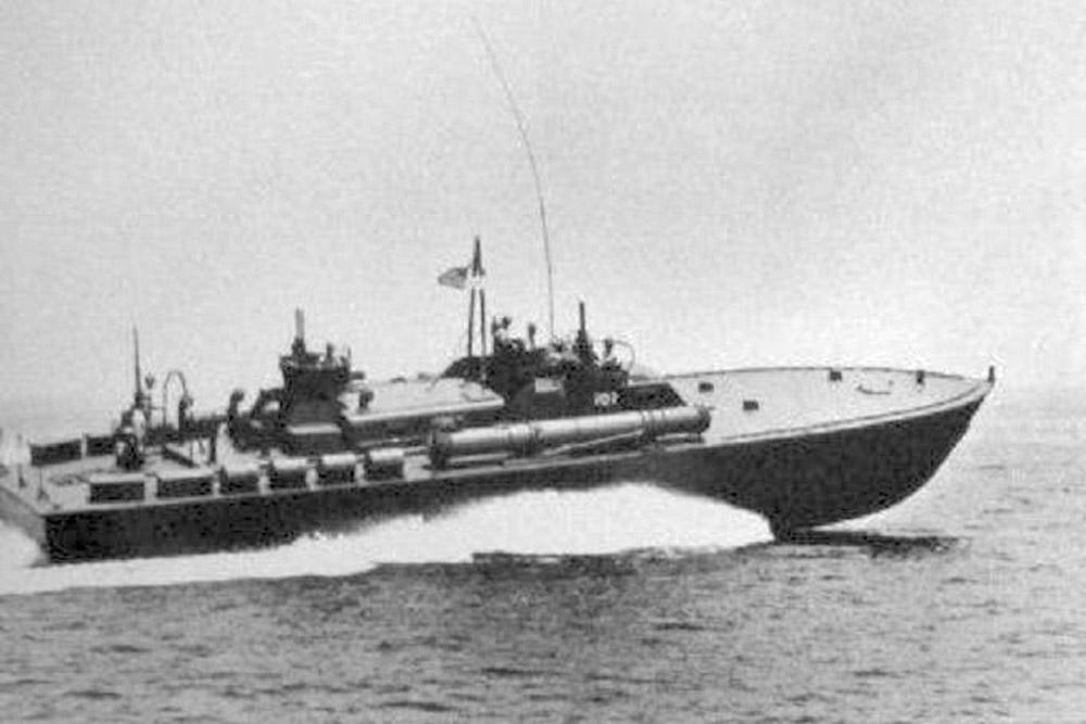 Scheepswrak PT-107