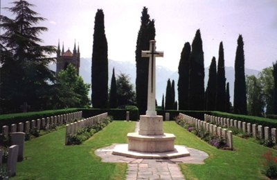 Commonwealth War Graves Vevey