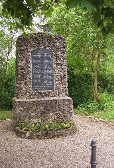 Oorlogsmonument Neuenhof