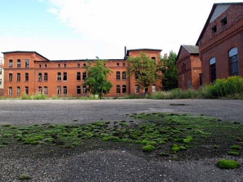 Voormalige Duitse Kazerne Insterburg