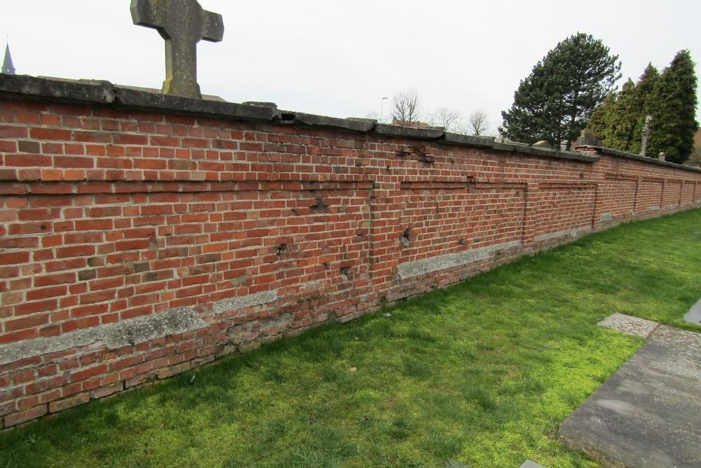 Kogelinslagen Gemeentelijke Begraafplaats