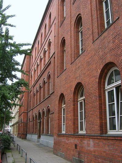 Police Prison Hütten