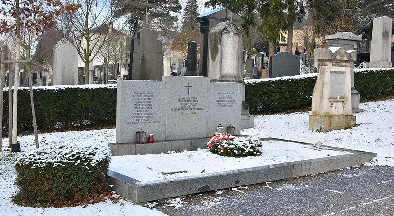 Duitse Oorlogsgraven Hütteldorf