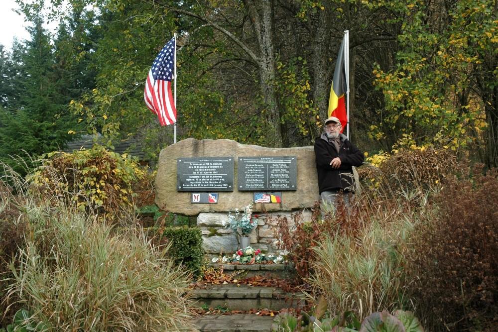 War Memorial Burtonville