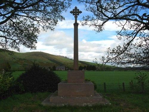 War Memorial Kirknewton