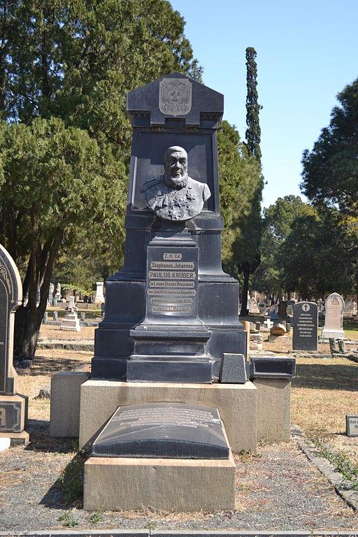 Grave of Paul Kruger