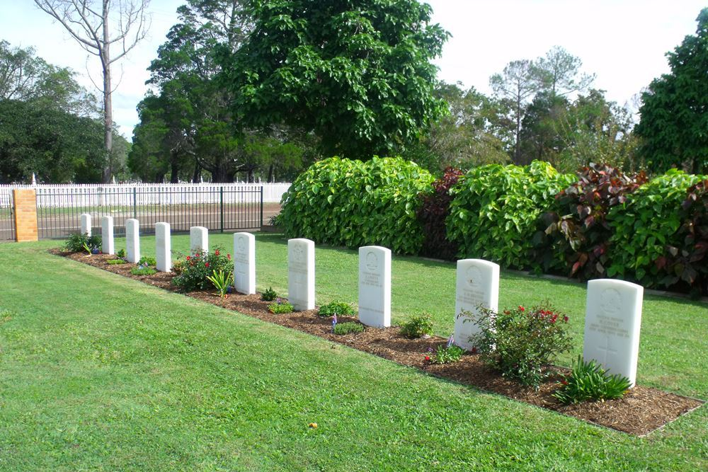 Commonwealth War Cemetery Maryborough