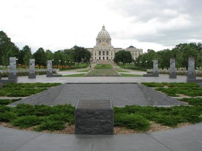 Minnesota World War II Memorial