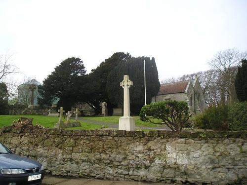 Commonwealth War Graves St John the Baptist Churchyard