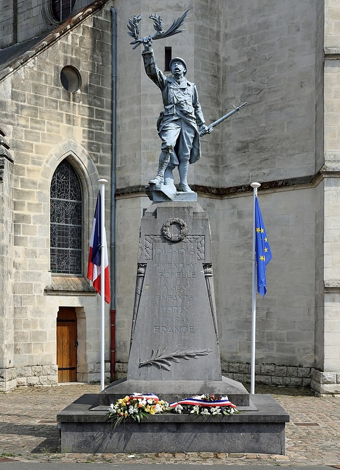 War Memorial Givenchy-en-Gohelle