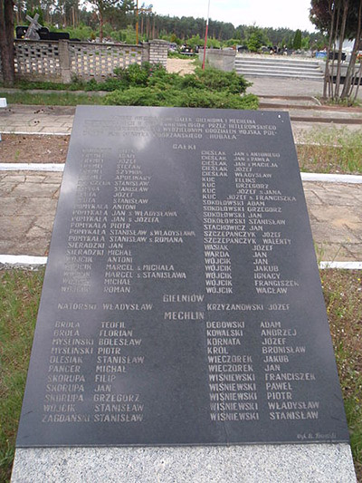 Monument Slachtoffers Verwoeste Dorpen