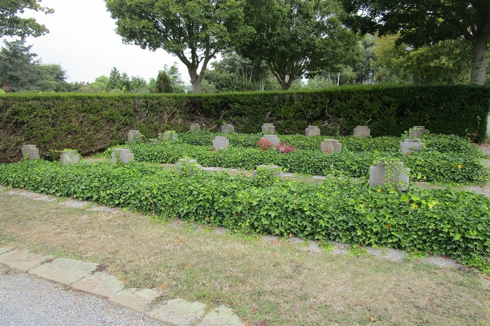 German War Graves Kempen