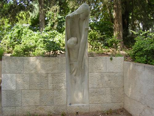 Holocaust Monument Mishmar-Haemek