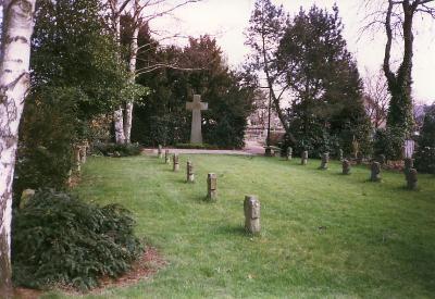 German War Graves Welldorf