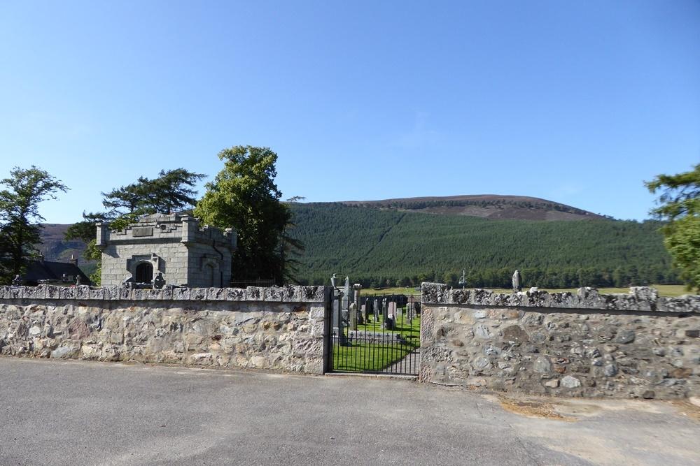 Commonwealth War Graves St. Andrew's Graveyard