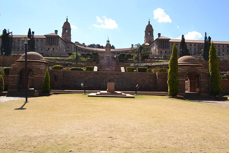 Oorlogsmonument Pretoria